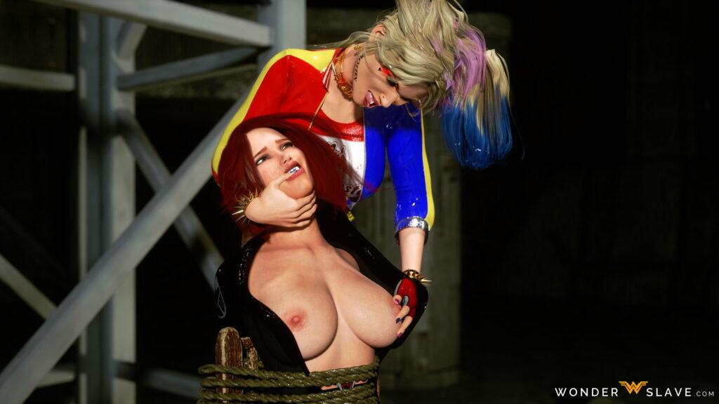 Wonder Slave trainer game 0.3