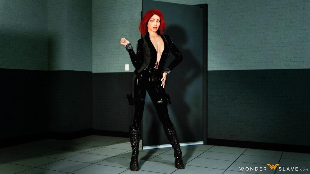 Black Widow - Wonder Slave trainer game 0.3